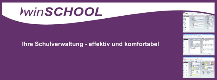 Schulverwaltung WinSCHOOL